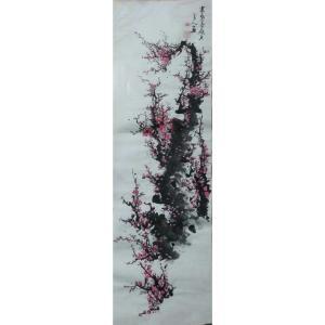 马晓中国画作品《【梅花3】作者马晓中》价格720.00元