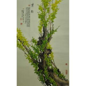 肖晖国画作品《【清韵2】作者肖晖》价格192000.00元