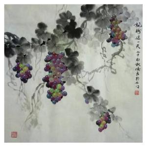 卢俊良国画作品《【就盼这一天】作者卢俊良》价格1200.00元