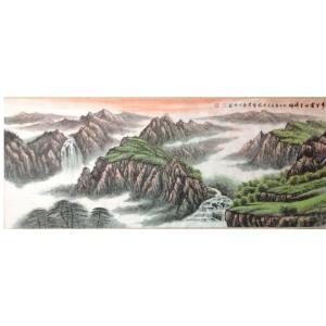 张怀林国画作品《【祥瑞】作者张怀林》价格1200.00元