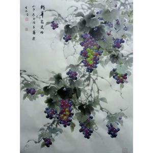 卢士杰国画作品《【明年会更好】作者卢士杰》价格1450.00元
