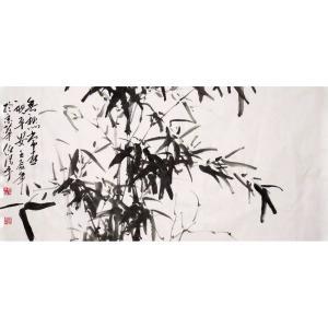 任清宇国画作品《【祝平安】作者任清宇》价格11000.00元