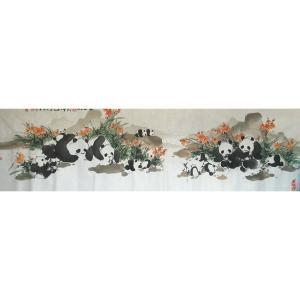 陈金石国画作品《【国宝1】作者陈金石》价格12000.00元