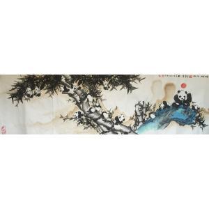 陈金石国画作品《【国宝2】作者陈金石》价格12000.00元