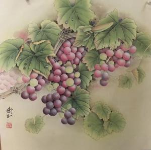 周卫红文玩杂项作品《庆丰收2》价格800.00元