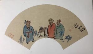 宋荣杰国画作品《难得壶图》价格3000.00元