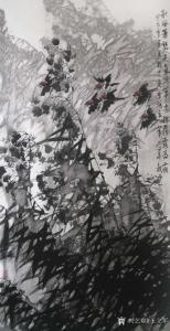 王立军国画作品《《草木摇落露为霜》》价格40000.00元