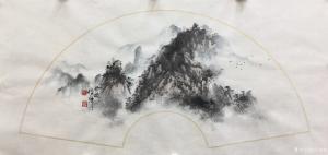 罗树辉国画作品《妙境》价格5000.00元