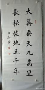 张士敏书法作品《龙勇作品》价格1000.00元