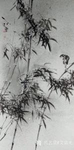 艾宗光国画作品《【竹子5】作者艾宗光》价格3200.00元