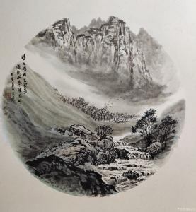 王元国画作品《晴日暖风生麦气》价格1000.00元