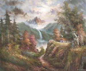 黄联合油画作品《黄联合 油画作品》价格300000.00元
