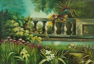 黄联合油画作品《黄联合油画》价格2000.00元
