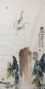 周顺生国画作品《四尺作品欣赏》价格2600.00元