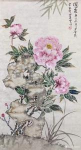 周顺生国画作品《四尺三开岁月静好》价格3699.00元