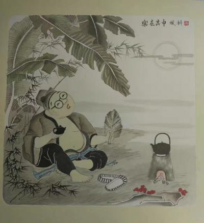 傅斌科日记-怡然自得,潇洒人生【图3】