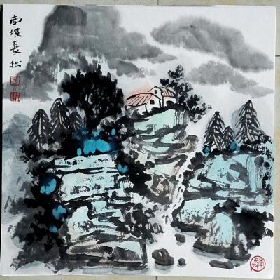 王长松日记-小品四张【图3】