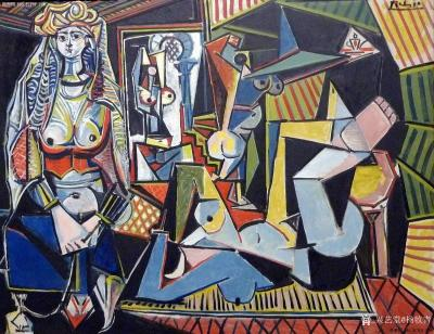 杨牧青日记-西班牙画家毕加索,他的艺术伟大性就是以自己独特的艺术思维方式和艺术眼光审视了这个【图3】