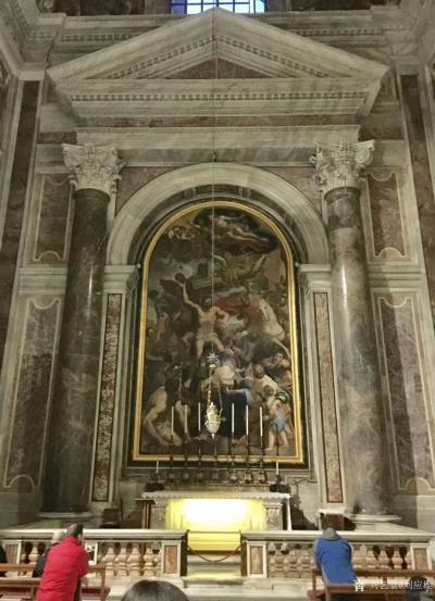 刘应雄生活-神圣的古罗马-刘应雄歐洲釆风写生之九   罗马是意大利的首都和最大的城市,也是【图2】