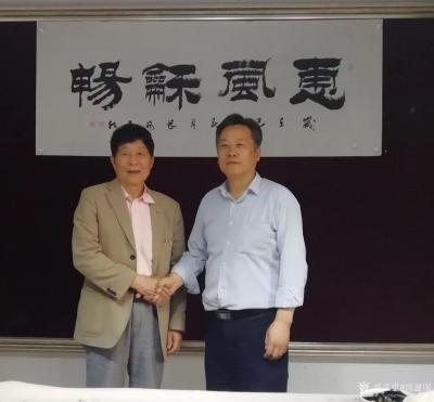 尚建国收藏-一片冰心在玉壶,在深圳开国医馆的张瑞友先生,不但医术精湛、书法了得、而且品行更值【图3】