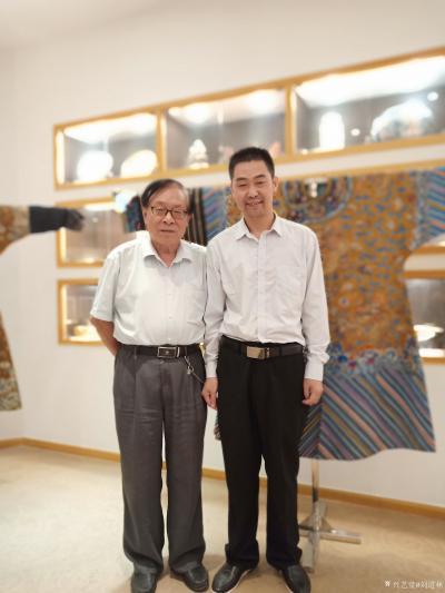 刘道林生活-中国书画院刘道林老师和一些名人合影【图1】