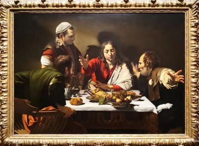 阎敏收藏-在英国伦敦国家美术馆观看世界著名油画作品,大饱眼福;   英国国家美术馆(Th【图1】