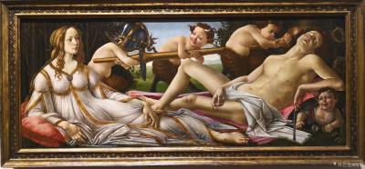 阎敏收藏-在英国伦敦国家美术馆观看世界著名油画作品,大饱眼福;   英国国家美术馆(Th【图2】