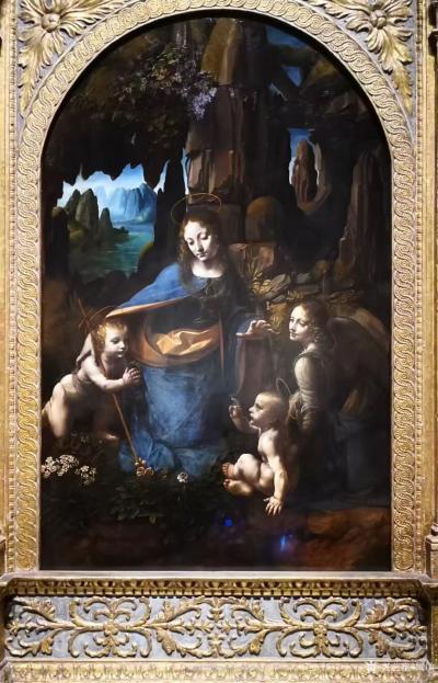 阎敏收藏-在英国伦敦国家美术馆观看世界著名油画作品,大饱眼福;   英国国家美术馆(Th【图6】