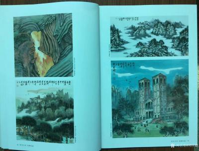 刘应雄荣誉-中国景天艺术杂志13年来,封面人物年龄一般都是80岁左右的书画名家,刘应雄先生是【图4】
