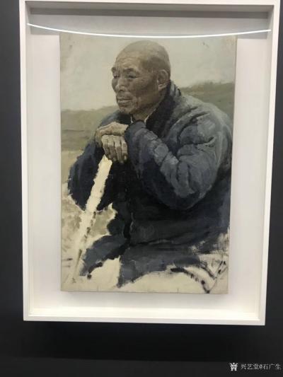 石广生收藏-陈丹青《退步》画展,看后略有感慨。   如同不少画界老师一样,许多人四处游学,【图2】