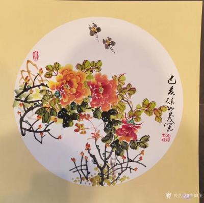 徐如茂日记-中国画画到一定高度,就是画学养,画积淀,将技艺演练到出神入化叫绝活,练到炉火纯青【图2】