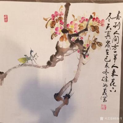 徐如茂日记-中国画画到一定高度,就是画学养,画积淀,将技艺演练到出神入化叫绝活,练到炉火纯青【图3】