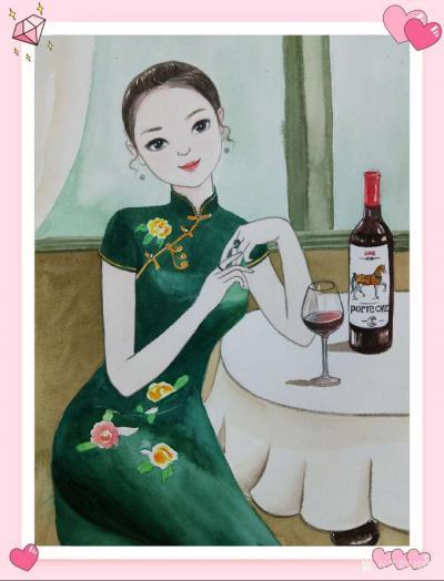 刘晓宁日记-香香民国漫画一个女子的温婉,彰显于她的柔软与慈善。彰显于她历经岁月沧桑后,还依然【图1】