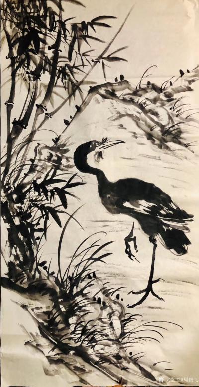 周鹏飞日记-节来避瘟,近二十天矣,回望自1991年国家画院及上海美术馆个展,已30年矣,其间【图1】