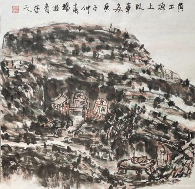 杨牧青日记-真实的谎言外二则(杨牧青随记): 1.有个微友跟我要画,说送他一幅,说的原因很【图1】