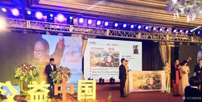 """袁峰生活-""""不忘初心,美丽延安,全国名家书画巡展在京开幕""""   生活的舞台上,每个人都在【图2】"""