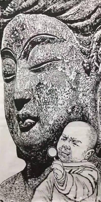 """马培童收藏-""""对话周文矩""""--潘玮萱评鉴马培童(14)   周文矩(见图一)江苏句容人,南【图5】"""