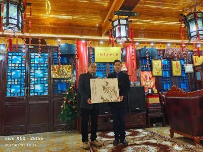 孙传海生活-孙传海艺术思想:从中国烙画艺术的至高文化立场出发,以推进烙画艺术的弘扬与传承为已【图1】