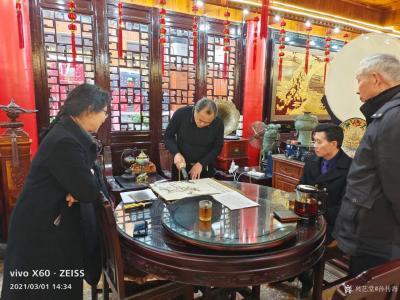 孙传海生活-孙传海艺术思想:从中国烙画艺术的至高文化立场出发,以推进烙画艺术的弘扬与传承为已【图2】