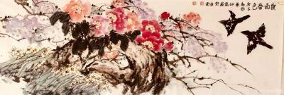 叶仲桥日记-今年孔子美术馆为签约艺术家编辑出版个人画册,以纪念建党一百周年活动,我的作品入编【图4】
