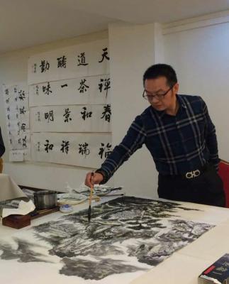张仕森兴艺空间精选封面动态图片