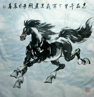 刘建国兴艺空间精选封面动态图片