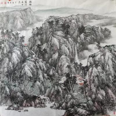 马海伟兴艺空间精选封面动态图片
