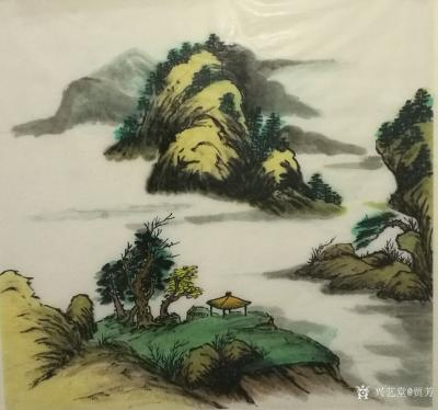 贾芳兴艺空间精选封面动态图片