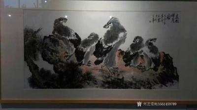 旭翔画院兴艺空间精选封面动态图片