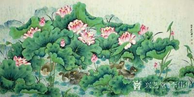李伟华兴艺空间精选封面动态图片