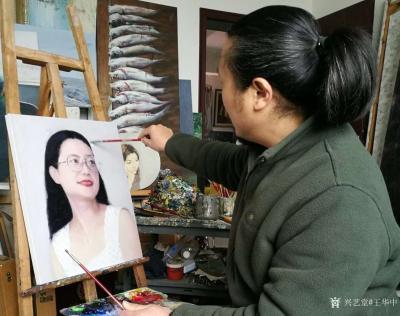 王华中兴艺空间精选封面动态图片